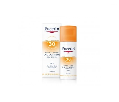 Eucerin® gel crema oil control Dry Touch SPF30+ 50ml