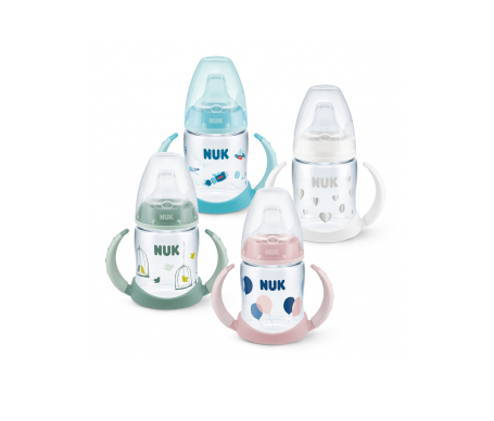 Nuk Biberon First Choice Boquilla Silicona 150 Ml