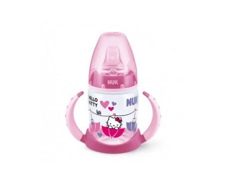 Nuk First Choice biberón entrena Hello Kitty 150ml