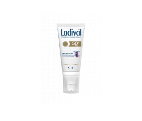 Ladival® acción antimanchas SPF50+ emulsión protectora 50ml