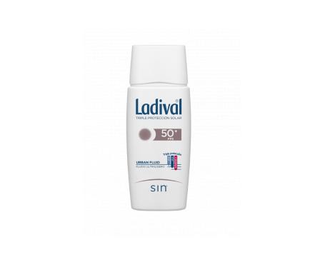 Ladival® Urban SPF50+ fotoprotector fluido facial 50ml