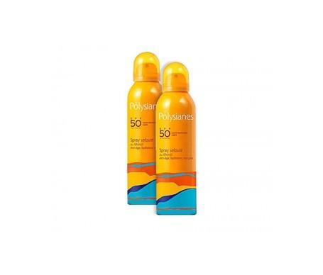 Polysianes leche spray SPF50+ 150ml+150ml
