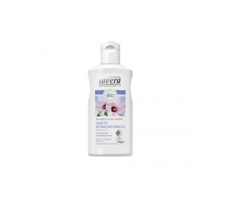 Lavera leche limpiadora suave malva aceite almendras 125ml