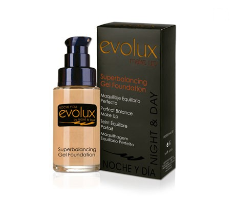 Evolux Superbalancing Gel Foundation nº 25 30ml