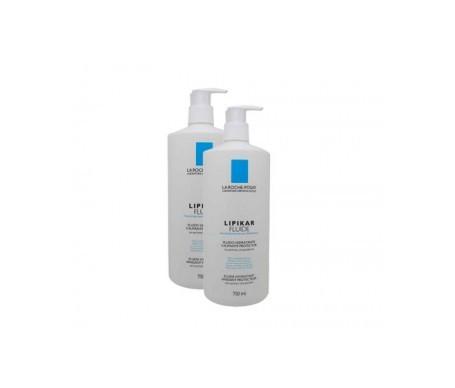 La Roche Posay Lipikar fluido 2x750ml