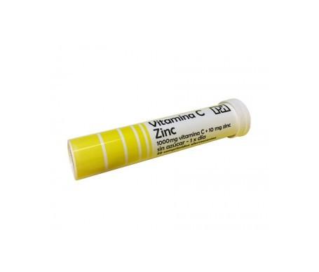 PH vitamina C y zinc 20comp