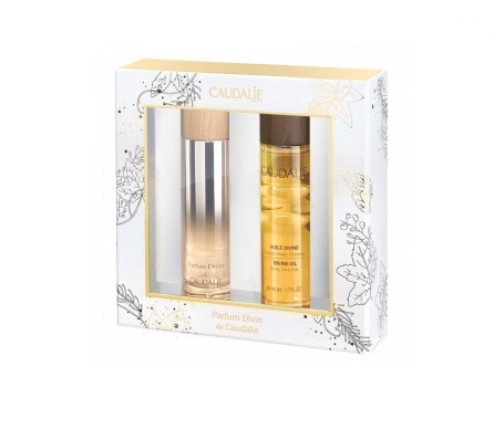 Caudalie Cofre perfume divino 50ml + aceite divino 50ml