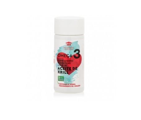 Eiralabs Omega 3 aceite de krill 500mg 60cáps