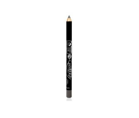 Purobio lápiz de ojos ecológico gris 03 1,1g