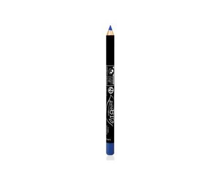 Purobio lápiz de ojos ecológico azul eléctrico 04 1,1g