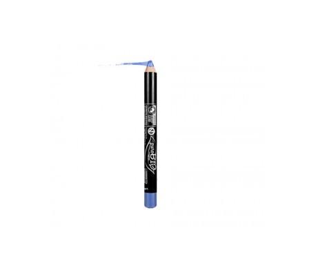 Purobio lápiz de sombra de ojos azul intenso 12 1,1g
