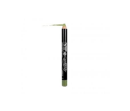 Purobio lápiz de sombra de ojos ecológico verde prado 13 1,1g