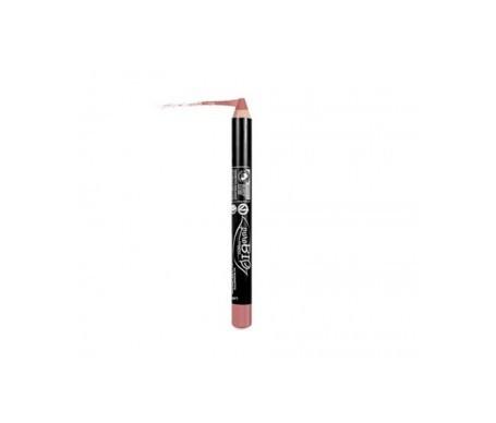 Purobio lápiz labial ecológico rosa 24 1ud
