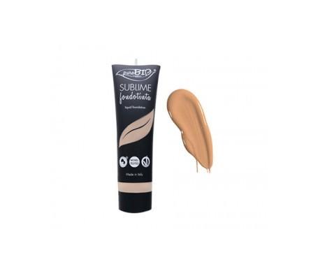 Purobio maquillaje fluido sublime oscuro 05 30ml