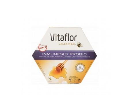 Vitaflor gelée royale probio immunité probio 10 flacons
