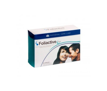 Foliactive pastillas 60comp