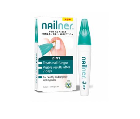 Nailner lápiz antihongos uñas 2en1 4ml