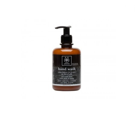Apivita Hand Wash jabón de manos suave 300ml