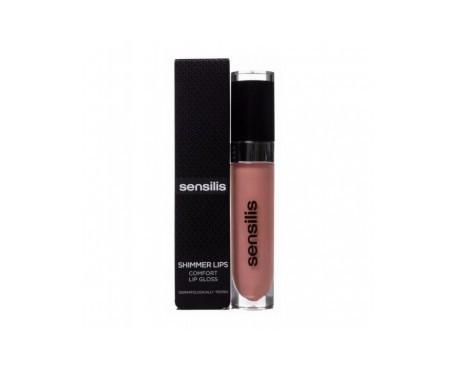 Sensilis shimmer lips 04 rose sable 1ud