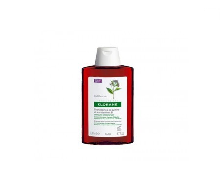 Klorane vitamina B shampoo chinino 100ml