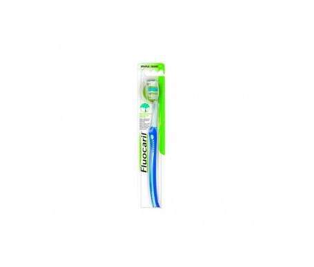 Fluocaril® cepillo limpieza profunda dureza suave 1ud