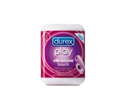Durex® Play Vibrations Touch 1ud