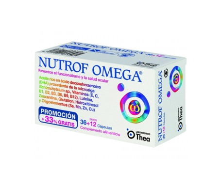 Nutrof Omega 36+12 Capsules