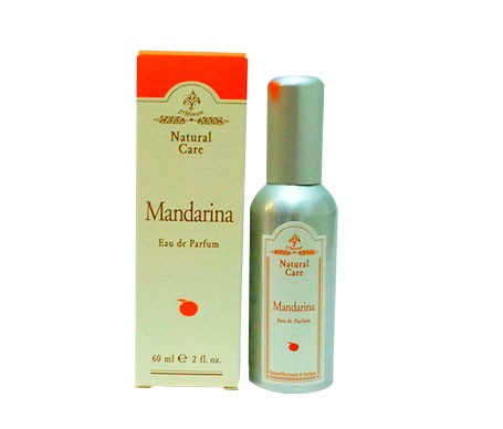 Natural Care Mandarina Eau De Parfum 60 Ml