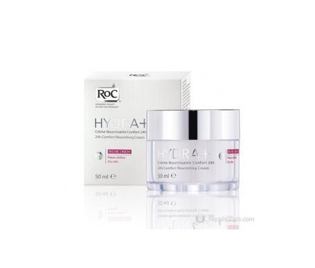 RoC™ Hydra+ Comfort crème pour peaux sèches 50ml