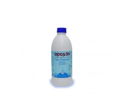 Aposán agua oxigenada 500ml