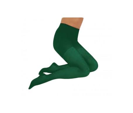 Medilast panty Fashion color verde T-XL 1ud