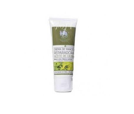 Parabotica crema de manos reparadora con aceite de oliva 50ml