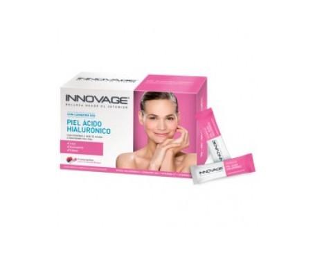 Innovage® Piel Ácido Hialurónico 15 sticks bebibles