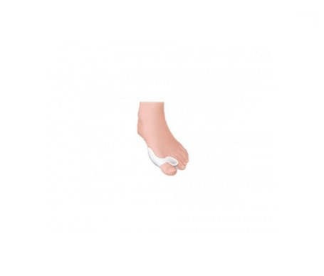 Medilast toe separator with bunion protector T-onic 1 pc