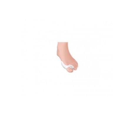 Medilast separador de dedos con protector de juanete T-Única 1ud