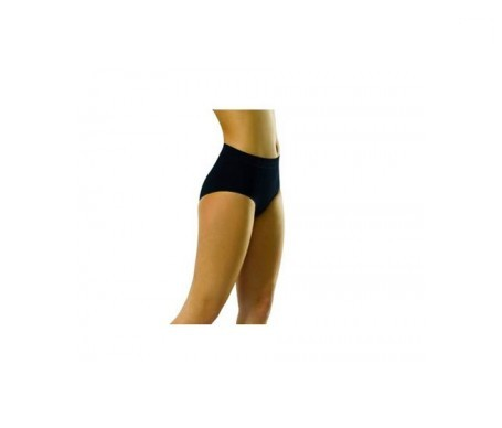 Medilast Siluette culotte moldeador negro T-L