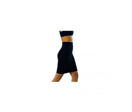 Medilast Siluette falda moldeadora negra T-M