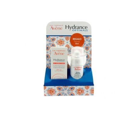 Avene Hydrance Optimale Ligera Spf20+ 40ml + Mousse Espuma Limpiadora 50ml