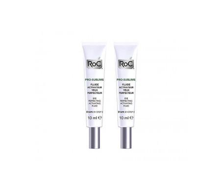 RoC® Pro-sublime antiedad perfeccionador ojos intensivo 10ml+10ml
