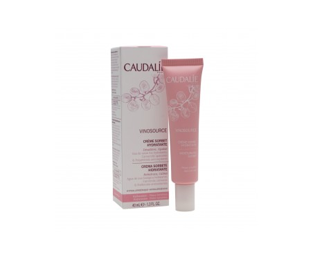 Caudalie Vinosource crema sorbete hidratante 40ml
