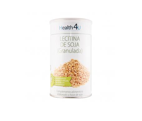 H4U lecitina de soja granulada 450g