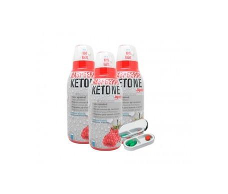 Biocol Raspberry Ketone 3x500ml + OBSEQUIO pastillero