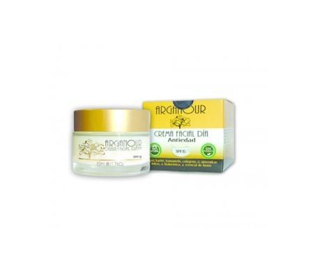 Arganour crema de día con aceite de argán 50ml