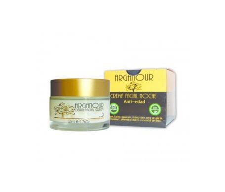 Arganour crema de noche con aceite de argán 50ml