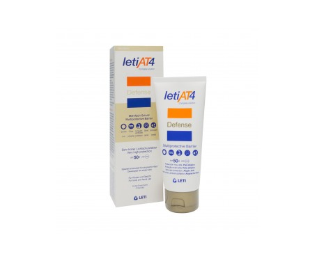 LetiAT4 Defense SPF50+ 100ml