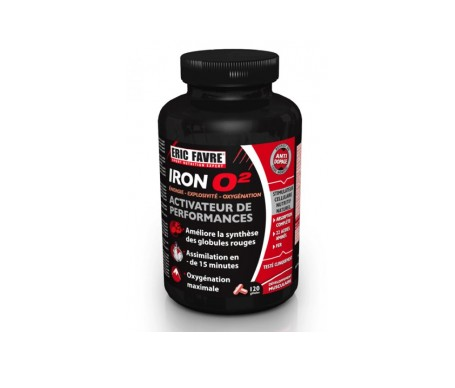 Iron O2 Origin Activador Metabolico