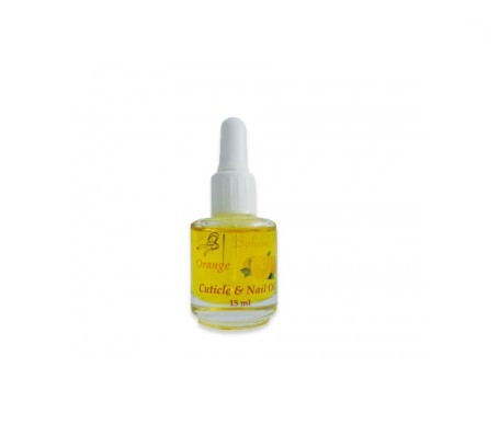Bohema Cuticle And Nail Oil Orange 15ml