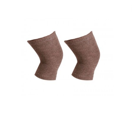 Bohema rodillera terapéutica de lana de camello 100% 2ud