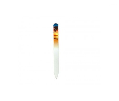 Bohema lima de cristal templado atardecer en la playa 1ud