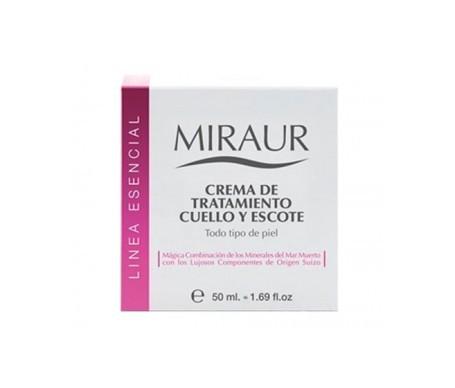 Miraur Esencial crema cuello y escote 50ml